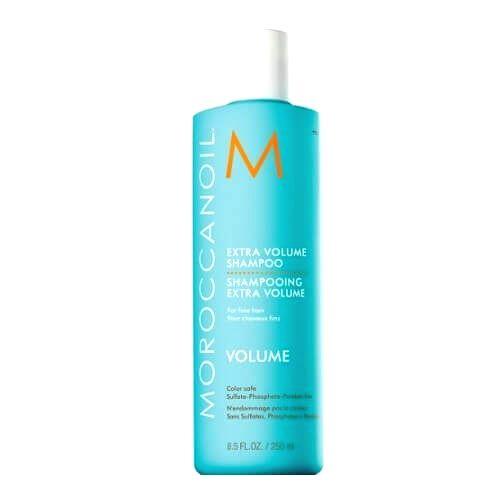 Moroccanoil Šampón na jemné vlasy pre extra objem účesu (Extra Volume Shampoo)70 ml