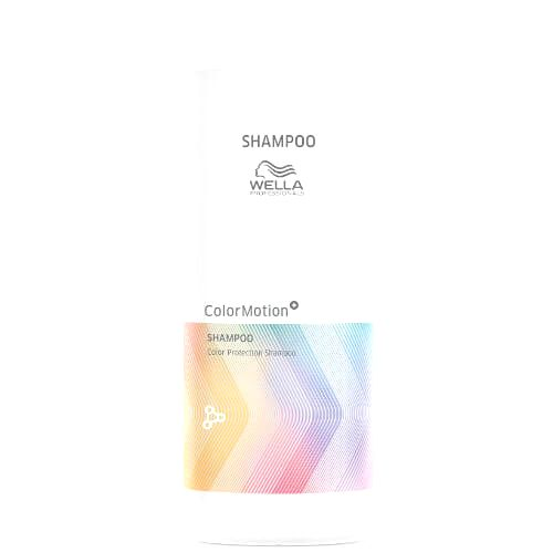 Wella Professionals Šampón pre farbené vlasy Color Motion (Color Protection Shampoo)50 ml