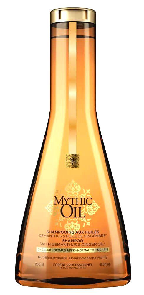 L´Oréal Professionnel Vyživujúci šampón pre normálne a jemné vlasy Mythic Oil(Shampoo For Normal To Fine Hair)250 ml