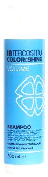 Intercosmo Šampón pre objem vlasov Color & Shine Volume (Shampoo) 300 ml