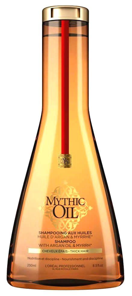 L´Oréal Professionnel Šampón pre silné a nepoddajné vlasy Mythic Oil(Shampoo Thick Hair)250 ml