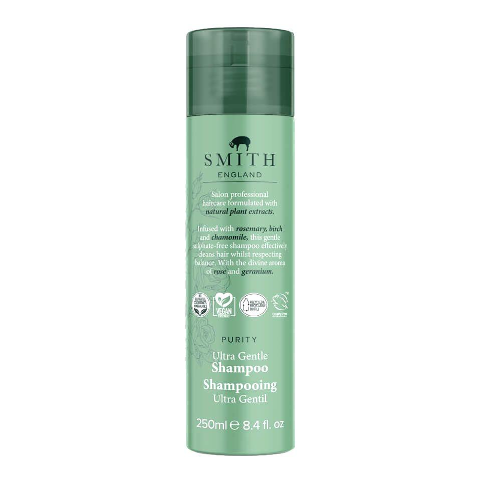 Smith England Jemný vlasový šampón ( Ultra Gentle Shampoo) 250 ml