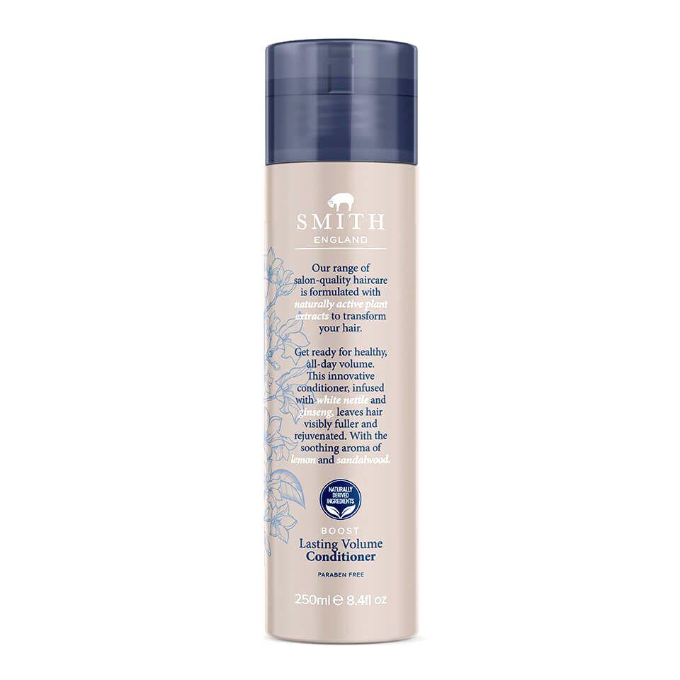 Smith England Kondicionér pre objem vlasov (Lasting Volume Conditioner) 250 ml