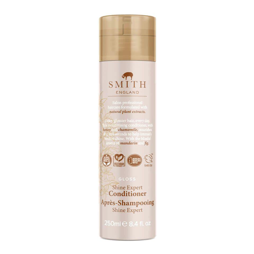 Smith England Kondicionér pre oslnivý lesk vlasov ( Shine Expert Conditioner) 250 ml