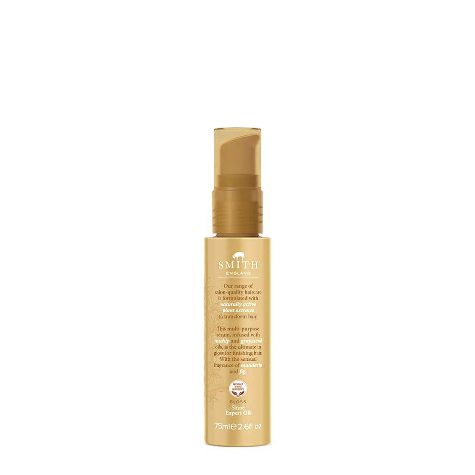 Smith England Olej pre lesk vlasov ( Shine Espert Oil) 75 ml