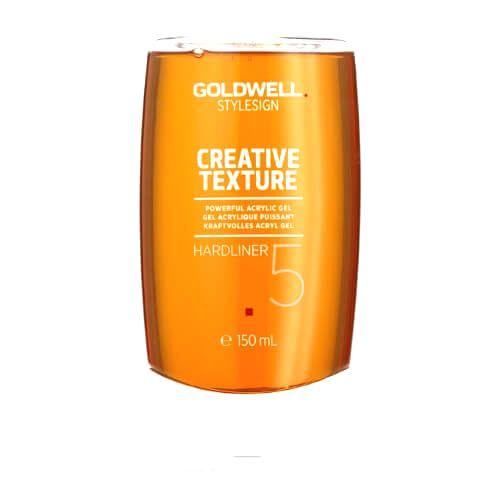 Goldwell Stylingový gél s extra silnou fixáciou StyleSign (Hardliner 5 Powerful Acrylic Gel) 140 ml