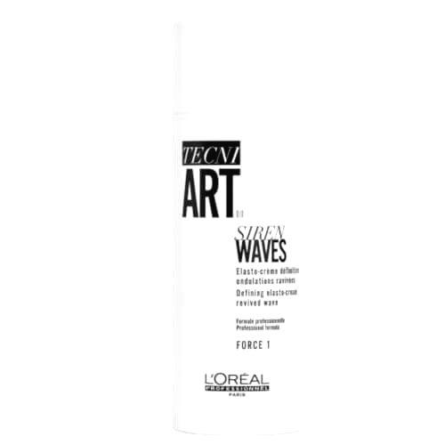 L´Oréal Professionnel Stylingový krém pre definíciu vĺn Tecni.Art Siren Waves (Defining Elastic Creme) 150 ml