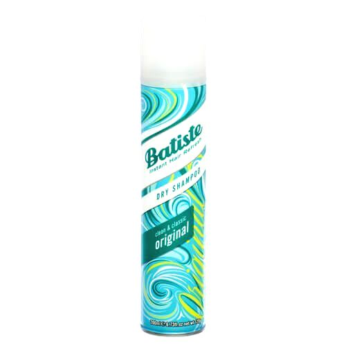 Batiste Suchý šampón na vlasy s jemnou sviežou vôňou (Dry Shampoo Original With A Clean & Classic Fragrance)50 ml