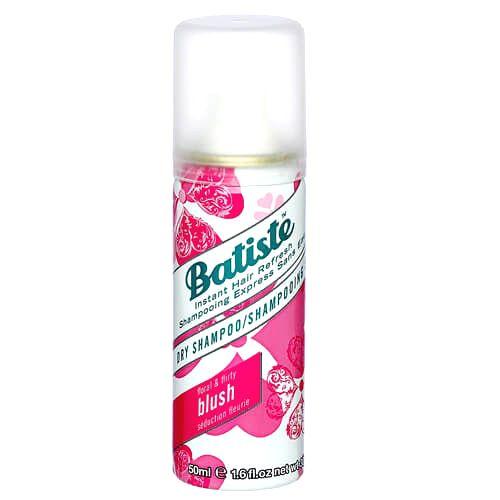 Batiste Suchý šampón na vlasy s kvetinovou vôňou (Dry Shampoo Blush With A Floral & Flirty Fragrance)200 ml