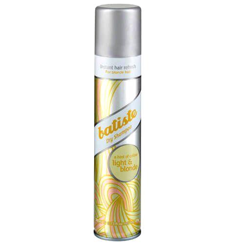 Batiste Suchý šampón pre blond vlasy (Dry Shampoo Plus Brilliant Blonde)200 ml