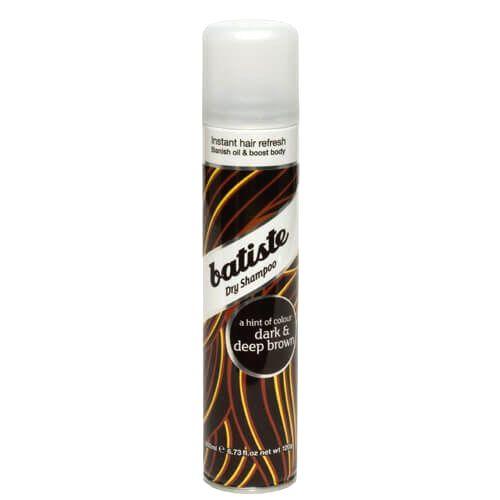 Batiste Suchý šampón pre tmavé vlasy (Dry Shampoo Plus Divine Dark)200 ml