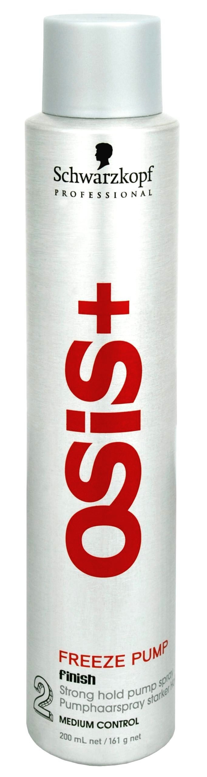 Schwarzkopf Professional Super silný vlasový sprej Freeze Pump 200 ml