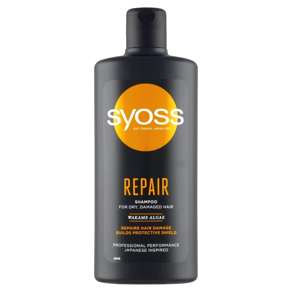 Syoss Regeneračný šampón pre suché a poškodené vlasy Repair (Shampoo)440 ml