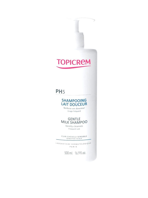 Topicrem Jemné šampónové mlieko PH5 (Gentle Milk Shampoo) 500 ml