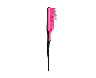 Tangle Teezer Tupírovací kefa pre objem vlasov Back combing Pink Embrace