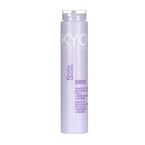 Freelimix Uhladzujúci šampón s kolagénom a bambuckým maslom KYO (Lisciante Shampoo)250 ml
