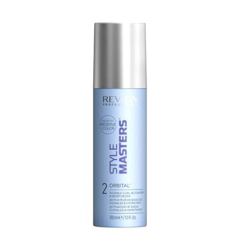 Revlon Professional Vlasová emulzia pre aktiváciu vĺn Style Masters (Flexible Curl s Activator) 150 ml