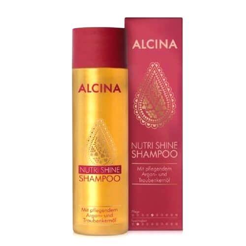 Alcina Výživný olejový šampón Nutri Shine (Shampoo)500 ml