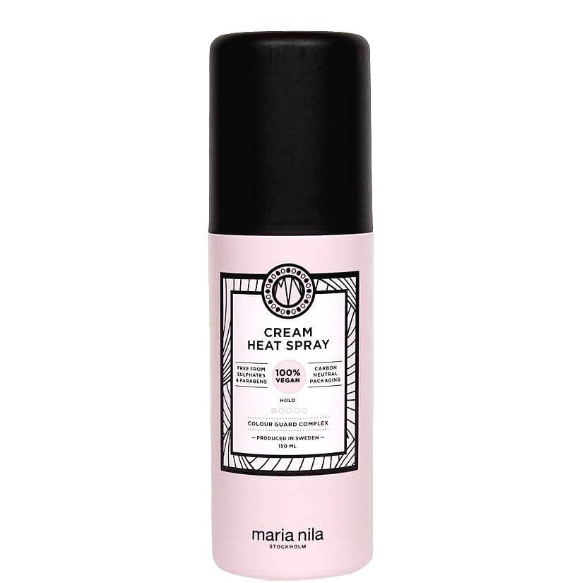 Maria Nila Vyživujúci a ochranný krém pred tepelnou úpravou vlasov Style & Finish (Cream Heat Spray) 150 ml