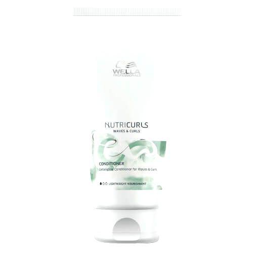 Wella Professionals Vyživujúci kondicionér pre vlnité a kučeravé vlasy Nutricurls (Waves & Curl s Conditioner)200 ml