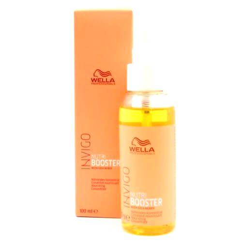 Wella Professionals Vyživujúca starostlivosť v spreji pre suché a poškodené vlasy Invigo Nutri Booster (Nourishing Concentrate ) 100 ml