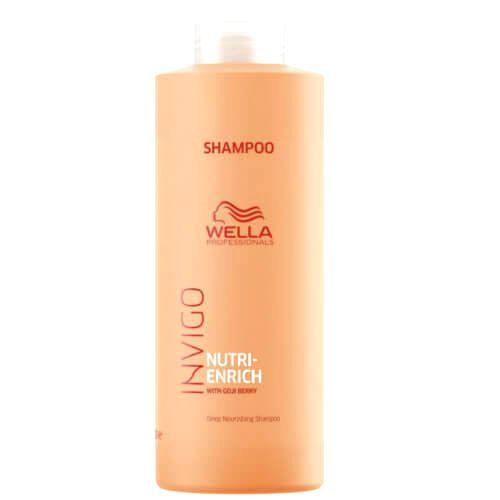 Wella Professionals Vyživujúci šampón pre suché a poškodené vlasy Invigo Nutri- Enrich (Deep Nourishing Shampoo)500 ml