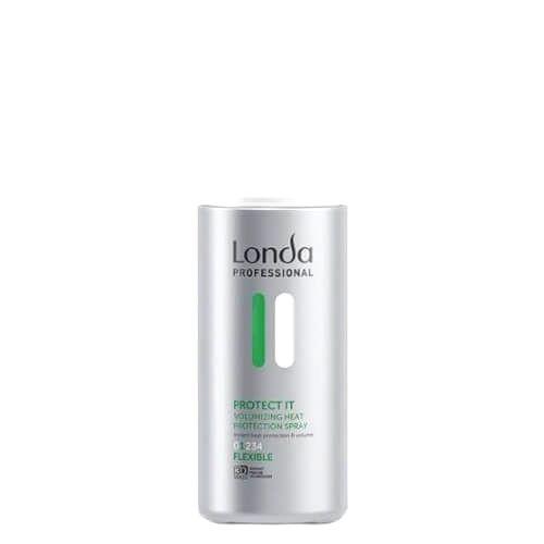 Londa Professional Ochranný sprej pre tepelnú úpravu vlasov Protect It (Volumizing Heat Protection Spray) 150 ml