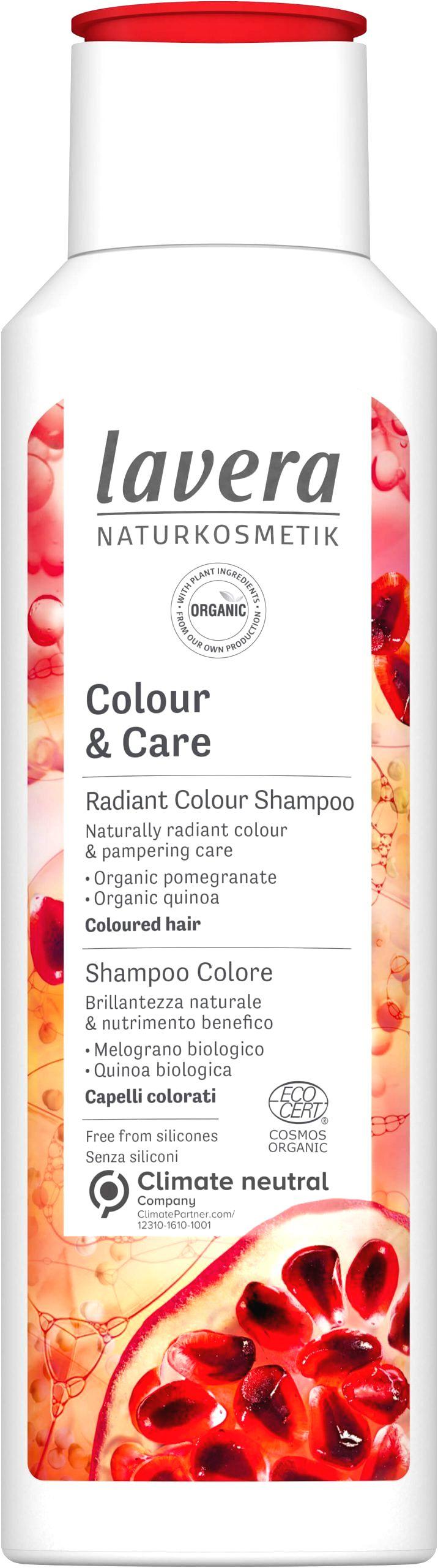 Lavera Šampón pre farbené vlasy Colour & Care (Shampoo) 250 ml