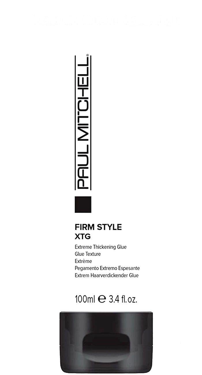 Paul Mitchell Extra silno tužiaci pasta Firm Style (XTG Extreme Thickening Glue) 100 ml