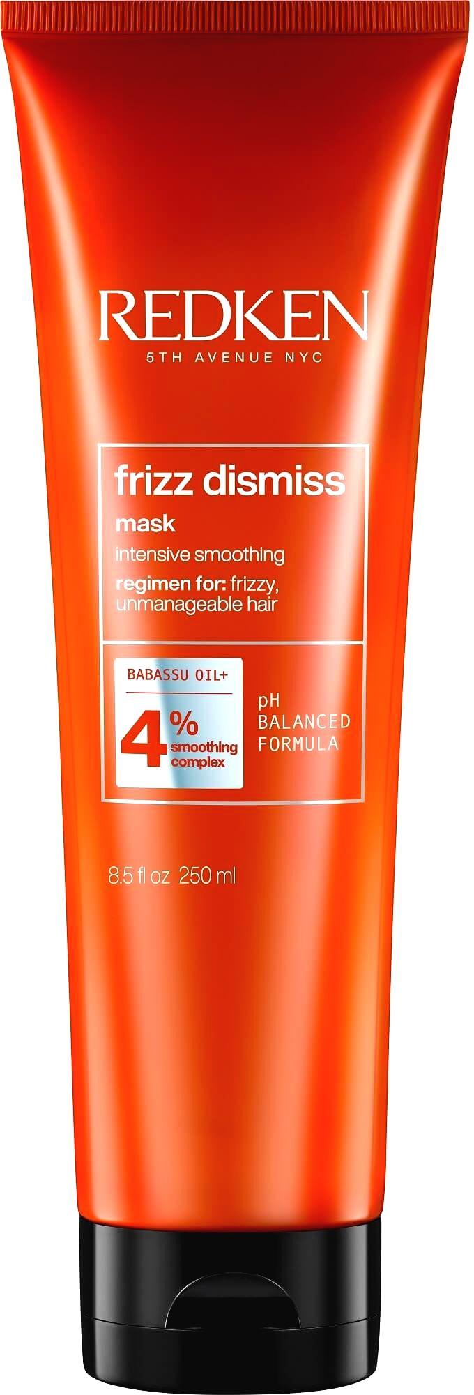 Redken Uhladzujúci maska proti krepovateniu vlasov Frizz Dismiss (Mask)250 ml - nové balení