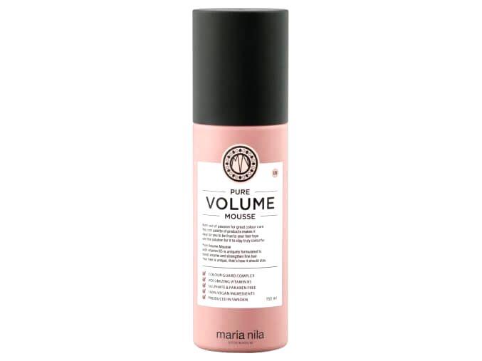 Maria Nila Stylingová pena pre objem jemných vlasov Pure Volume (Mousse) 150 ml